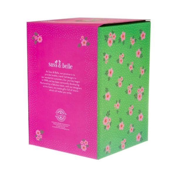 Packaging Frida flores SassyBelle Decoplantia